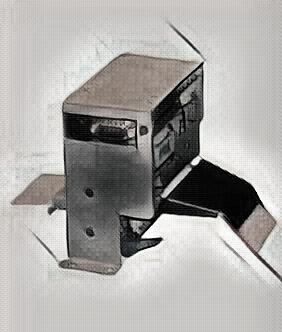 Диспенсер-принтер бумажных карт