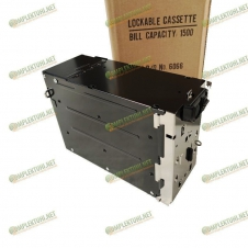 Стекер (кассета) для купюроприемника CashCode SM, C100-RUB на 1500 купюр